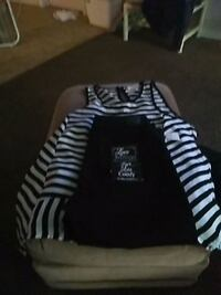 black and white stripe sweater Beverly Hills, 34465
