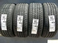 Brand New, Goodyear tires. 235-55-17 Prince George's County, 20746