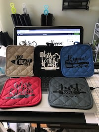 Pot holders sold as each