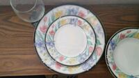Floral dishes still in boxes. Newport News, 23608