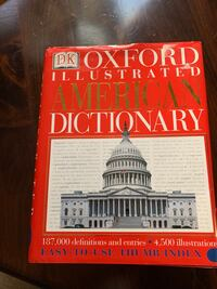 Classic Oxford illustrated American dictionary