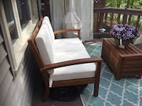 Outdoor loveseat + cushions abs cover Springfield, 22153