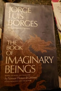 The book of imaginary beings. Revised and translated