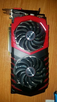 Grafica msi 1060gtx 6gb. Madrid, 28044