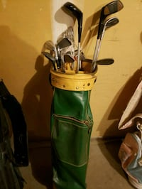 Men's Vintage Right Handed Golf Clubs