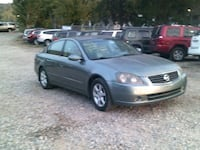 2005 NISSAN Altima SL Cleves