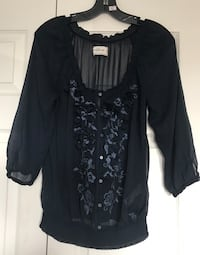 Abercrombie and Fitch Blouse Toronto