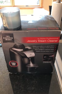 Jewelry Steam Cleaner