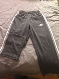 Grey clima-lite elastic waste band sweatpants  Toronto, M6B
