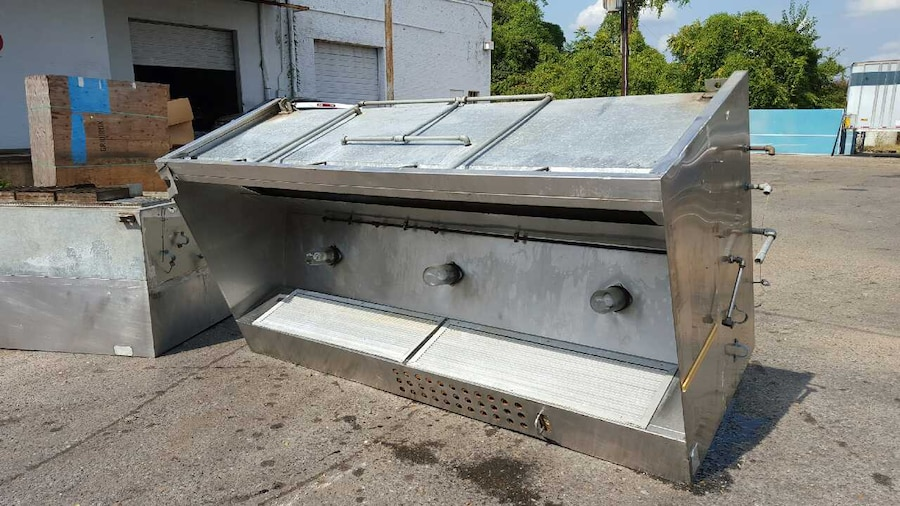 Used Restaurant Vent Hoods ~ Used restaurant vent hood systems in robinsonville