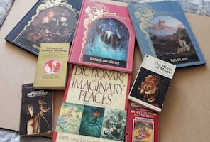 Mythology, Fables, Paranormal Book Collection