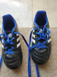 Adida's Soccer Cleats - $15