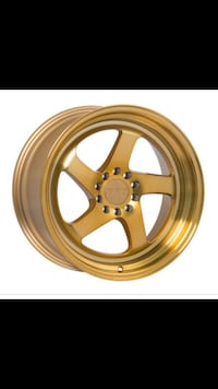 beige 5-spoke vehicle wheel Hialeah, 33015