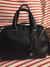 New authentic coach 1941 leather bag Toronto, M1K 3N4