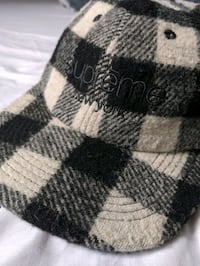 Supreme buffalo plaid hat Mississauga, L5A 3W9