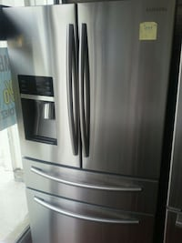 stainless steel french door refrigerator Laval, H7L 5J9