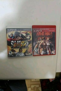 Two video games ps3 for Stanton, 90680