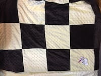 white and black checked blanket Winnipeg, R3H