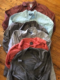 Men's large button up shirts Los Angeles, 91367