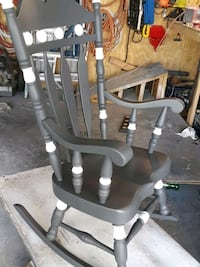 Solid Maple Rocking Chair Boston, 02122