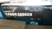 600 pound capacity Cargo Carrier