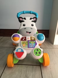 Fisher Price Learn with me Walker Hamilton, L8N 2X2