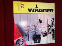 Wagner power painting system. North Bellmore, 11710