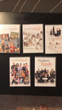 Modern Family: Seasons 1-5 Washington, 20001