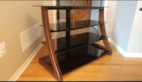 Tv stand with 4 shelf Toronto, M9M 0E8