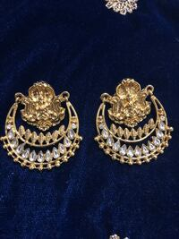 Indian/Pakistani earrings  Toronto, M9M 2B4