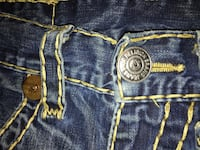 black and brown denim bottoms Winnipeg