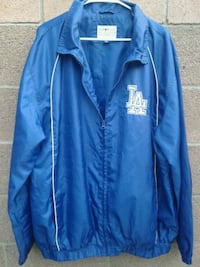 Dodgers windbreaker xxlarge Downey, 90242