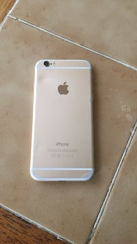 Silver iphone 6 with case Waco, 76712