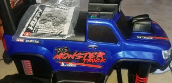 Huffy RC Monster Truck - Does Not Turn On d4f84b0a-c862-4f83-adf9-beaa6e0aa4f1