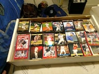 34 signed baseball cards and over 100 others Anderson, 96007