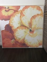 Large canvas painting  Burnaby, V5B 1S9