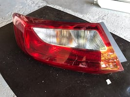 2013-2015 Honda Accord acoupe Left Tail Light