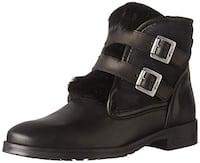 Pajar Women's Amhearst Leather Ankle Boots Sz 9-9.5 Toronto