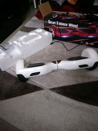 All White Hoverboard With Charger Toronto, M1H 2Y8