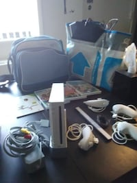 Wii System with games Washington