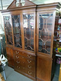 Large China cabinet $399.99 Henderson, 42420