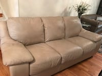 Leather Sofa and Loveseat Silver Spring, 20905