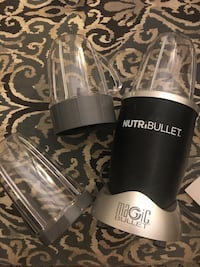 Nutribullet / Magic Bullet