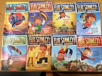 FLAT STANLEY BOOK COLLECTION 1$ each  Simi Valley, 93063