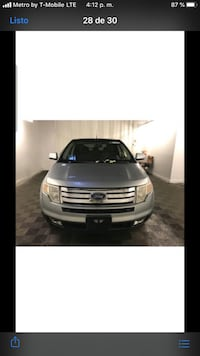 2007 Ford Edge New Bedford