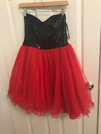 Dress for party comes with little dress  Mississauga, L5B 4L4