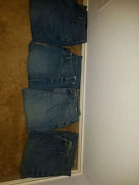 4 pair of Jean's for $20 Converse, 78109
