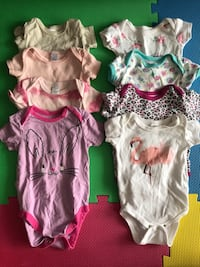 6-9 month baby clothes Toronto, M9N 1Y7