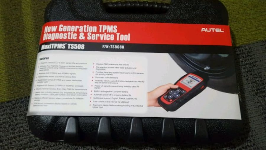 TPMS RESET tool and program relearn system Autel 74f1d315-3f92-4c64-abfa-a9e40ee96150