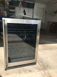black and gray commercial refrigerator Naperville, 60540